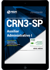 Download Apostila CRN3-SP PDF - Auxiliar Administrativo I