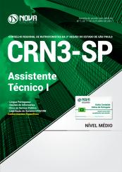 Apostila CRN3-SP - Assistente Técnico I