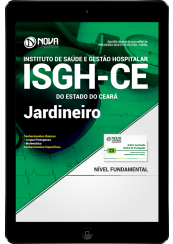 Download Apostila ISGH-CE PDF - Jardineiro