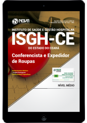 Download Apostila ISGH-CE PDF - Conferencista e Expedidor de Roupas