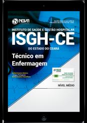 Download Apostila ISGH-CE PDF - Técnico em Enfermagem