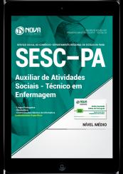 Download Apostila SESC-PA PDF - Atividades Sociais – Técnico em  Enfermagem