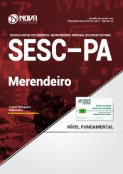 Apostila SESC-PA - Merendeiro