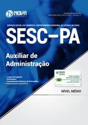 Apostila SESC-PA - Auxiliar de Administração