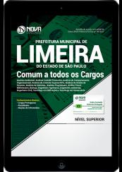 Download Apostila Prefeitura Municipal de Limeira PDF - Comum a Todos os Cargos