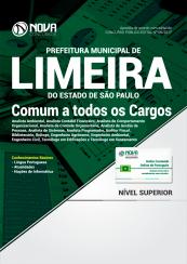 Apostila Prefeitura Municipal de Limeira - Comum a Todos os Cargos