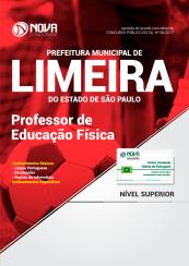 Apostila Prefeitura de Limeira-SP - Professor de Educação Física