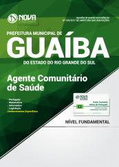 Apostila Prefeitura de Guaíba-RS - Agente Comunitário de Saúde