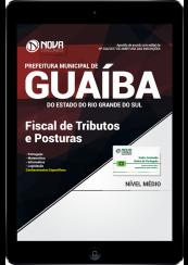 Download Apostila Prefeitura de Guaíba-RS PDF - Fiscal de Tributos e Posturas