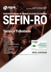 Apostila SEFIN-RO - Técnico Tributário