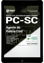 Download Apostila PC-SC PDF - Agente de Polícia Civil