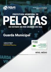 Apostila Prefeitura Municipal de Pelotas-RS - Guarda Municipal