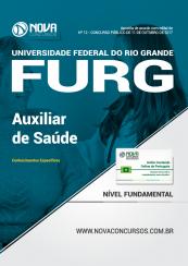 Apostila FURG-RS - Auxiliar de Saúde