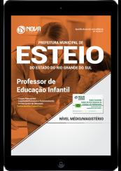 Download Apostila Prefeitura Municipal de Esteio-RS PDF - Professor de Educação Infantil