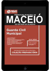 Download Apostila Prefeitura Municipal de Maceió-AL PDF - Guarda Civil Municipal