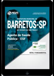 Download Apostila Prefeitura de Barretos-SP PDF - Agente de Saúde Pública - ESF