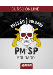 Curso Online Soldado da PM-SP