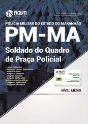 Apostila PM MA 2017 - Soldado do Quadro de Praças Policial