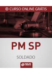 Curso Online PM SP - Soldado (Grátis)