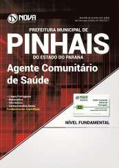 Apostila Prefeitura de Pinhais - PR - Agente Comunitário de Saúde