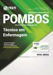 Apostila Prefeitura de Pombos - PE - Técnico em Enfermagem