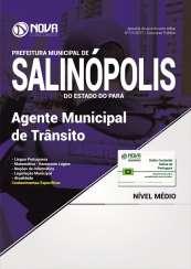Apostila Prefeitura de Salinópolis-PA - Agente Municipal de Trânsito