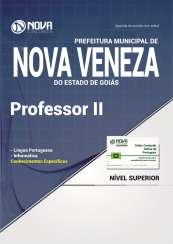 Apostila Prefeitura de Nova Veneza - GO - Professor II