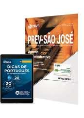 Apostila PREV São José dos Pinhais-PR - Agente Administrativo