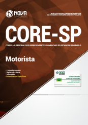 Download Apostila CORE-SP - Motorista (PDF)