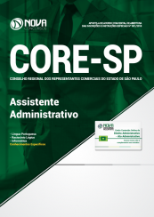 Download Apostila CORE-SP - Assistente Administrativo (PDF)