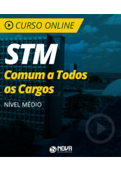 Curso Online STM - Comum a Todos os Cargos