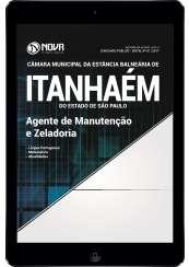 Download Apostila Câmara de Itanhaém - SP Pdf - Agente de Manutenção e Zeladoria