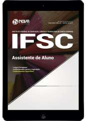 Download Apostila IFSC Pdf - Assistente de Aluno