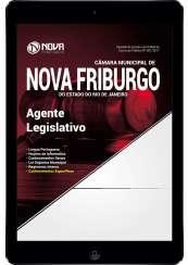 Download Apostila Câmara Municipal de Nova Friburgo - RJ Pdf - Agente Legislativo