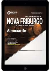 Download Apostila Câmara Municipal de Nova Friburgo - RJ Pdf - Almoxarife