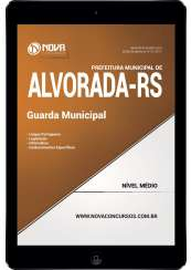 Download Apostila Pref. de Alvorada - RS Pdf - Guarda Municipal