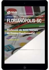 Download Apostila Pref. de Florianópolis - SC Pdf - Prof. de Anos Iniciais de Ensino Fundamental