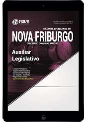 Download Apostila Câmara Municipal de Nova Friburgo - RJ Pdf - Auxiliar Legislativo
