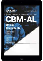 Download Apostila CBM-AL Pdf - Oficial Combatente