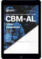 Download Apostila CBM-AL Pdf - Oficial Combatente