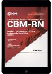 Download Apostila CBM-RN Pdf - Oficial Bombeiro Militar