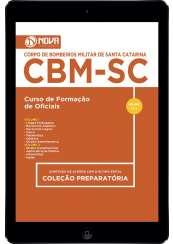Download Apostila CBM-SC Pdf - Curso de Formação de Oficiais