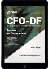 Download Apostila CFO-DF Pdf - Técnico em Secretariado