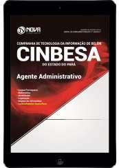 Download Apostila CINBESA-PA Pdf - Agente Administrativo