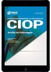 Download Apostila CIOP-SP Pdf - Auxiliar de Enfermagem
