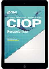 Download Apostila CIOP-SP Pdf - Recepcionista
