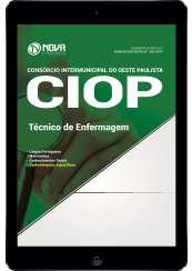 Download Apostila CIOP-SP Pdf - Técnico de Enfermagem