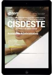 Download Apostila SAMU MG (CISDESTE) Pdf - Assistente Administrativo