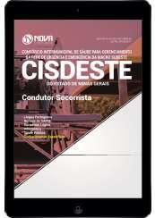 Download Apostila SAMU MG (CISDESTE) Pdf - Condutor Socorrista