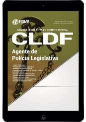 Download Apostila Câmara Legislativa do DF (CLDF) Pdf - Agente de Polícia Legislativa